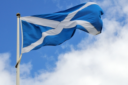 Scottish Saltire St Andrews National Flag Scotland