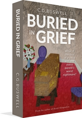 Buried in Grief Book